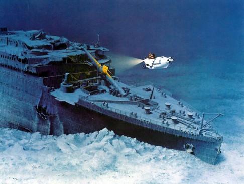 Dalších 100 let Titanic už nepřežije!