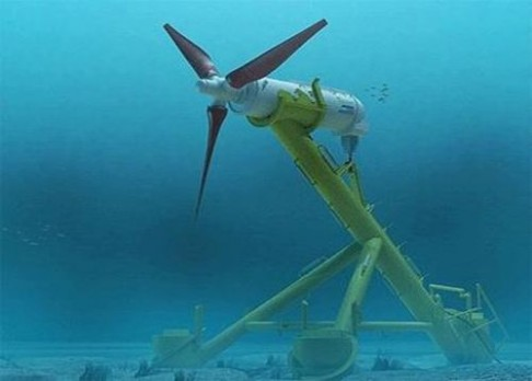 Skotové začínají sázet na vodní turbíny