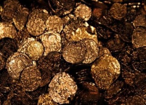 Černé moře vyplavilo nejstarší zlatou minci