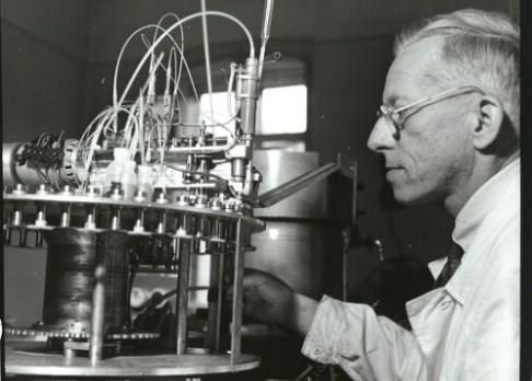 100 let od narození Otty Wichterleho