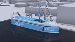 V roce 2020 vyplují první autonomní lodě s elektrickým pohonem