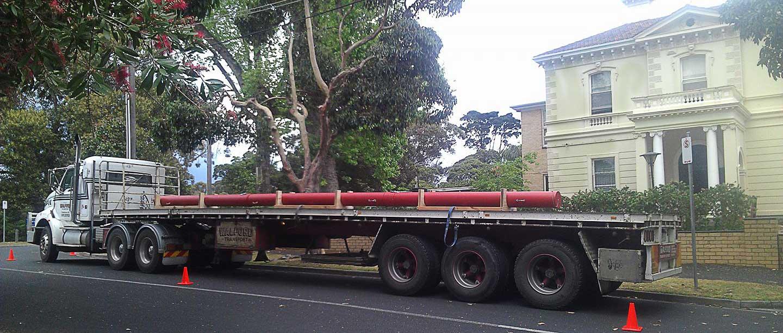 trucking 21 Taras