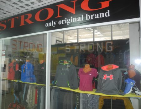 STRONG - стильная мужская и женская одежда