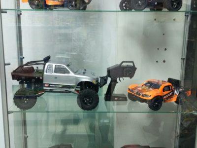 RC игрушки