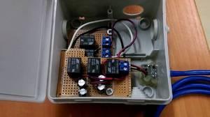 Egenskaper hos AVR-blocket för generatorn