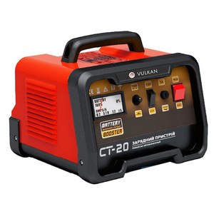 Laddning för generator