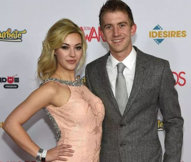 Danny D With His Wife Sophia Knight