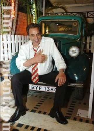 Dharmendra Car Collection