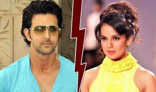 Hrithik Kangna legal battle