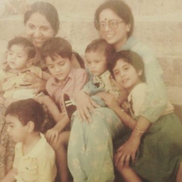 Richa Chadda's Mother And Her Aunt