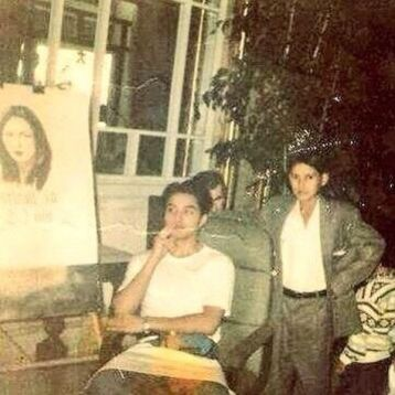 Ali Zafar Waiting For People To Make Their Portrait