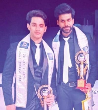 Samarthya Gupta on winning Mr India 2019