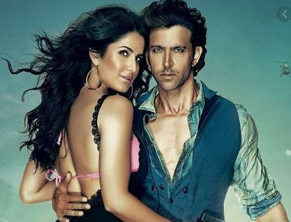 Hrithik Roshan's and Katrina Kaif's looks styled for the film Bang Bang by Anaita Shroff Adjania