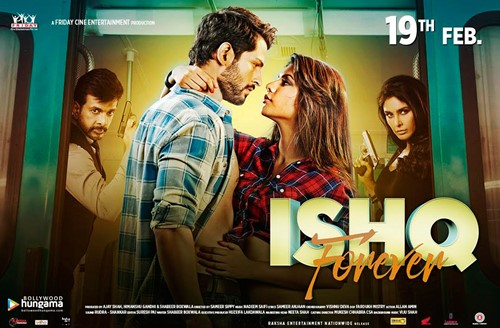 Poster of the movie Ishq Forever (2016)