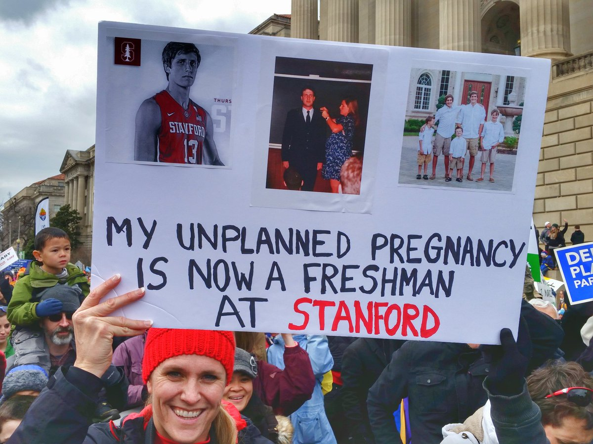 The 29 Most Lit Signs at the 2017 March for Life