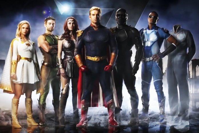время супергероев