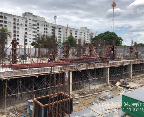 One Atelier Private Residence Phaholyothin ทาวน์โฮม