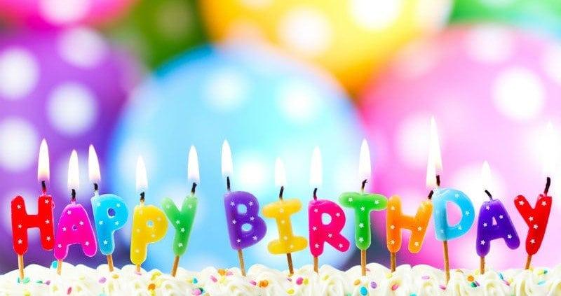 happy birthday 22HIGH