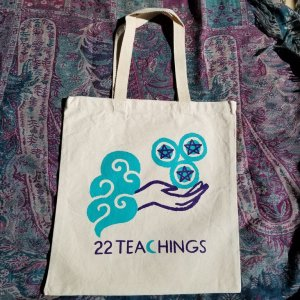 Book bags and mugs