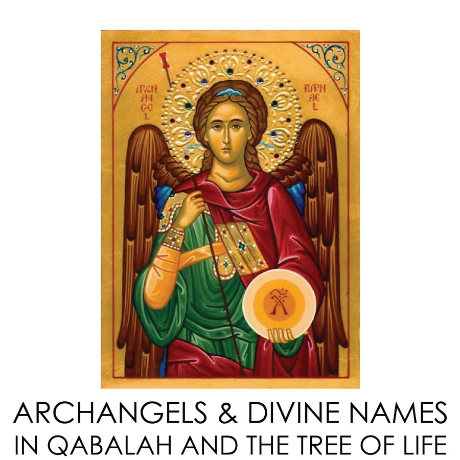 August 16th Archangels and Divine Names in the Qabalah and the Tree of Life