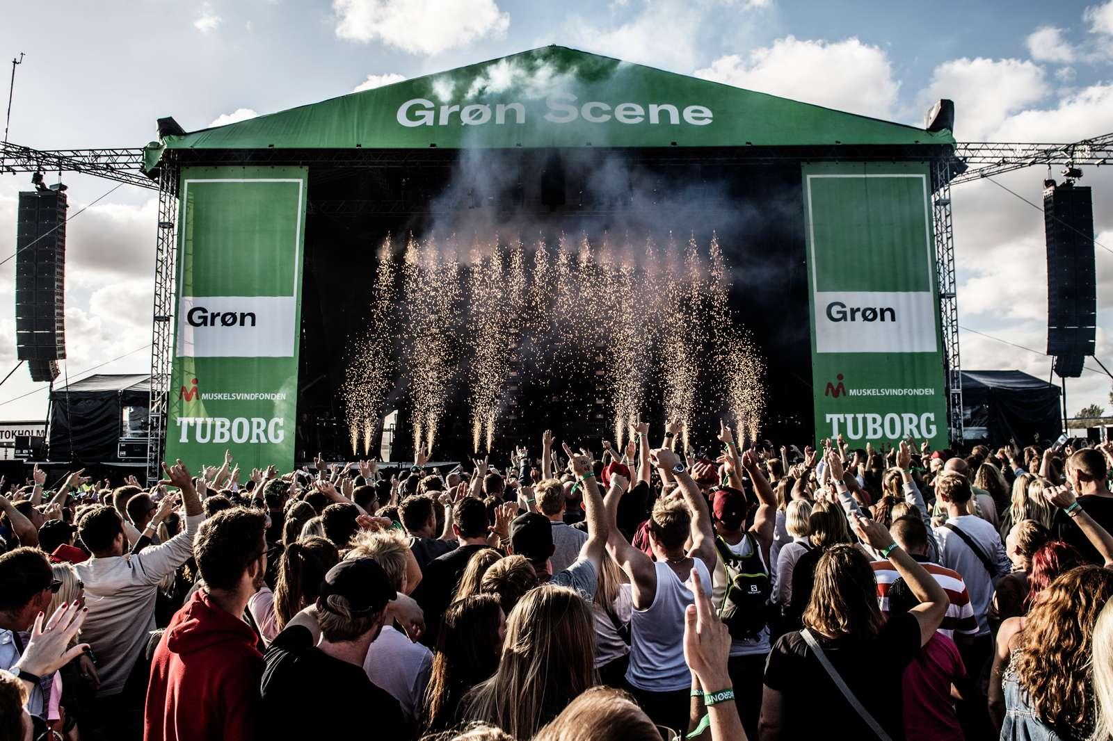 Grøn Koncert Kommer Til Amager