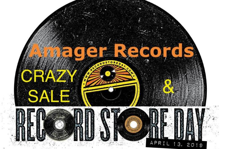 Record Store Day Amager Records