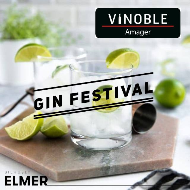 gin festival amager