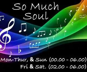 So Much Soul | Online Radio
