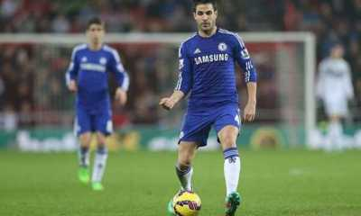 Cesc Fabregas assists