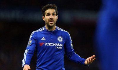 Chelsea star Cesc Fabregas Set For £26m Summer Swoop