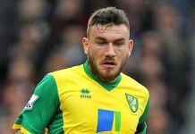Robert Snodgrass ruled out of manchester united clash