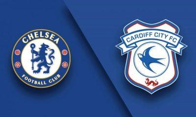 Chelsea vs Cardiff City