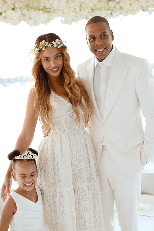 Video Beyonce And Daughter Star In New Jay Z Music Video Addressing