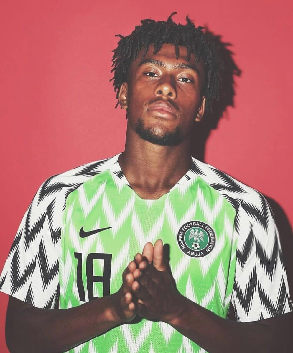 Gq Ranks Super Eagles Jersey Best World Cup 2018 Kit Nigerian
