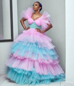 Toke Makinwa Fashion Icon
