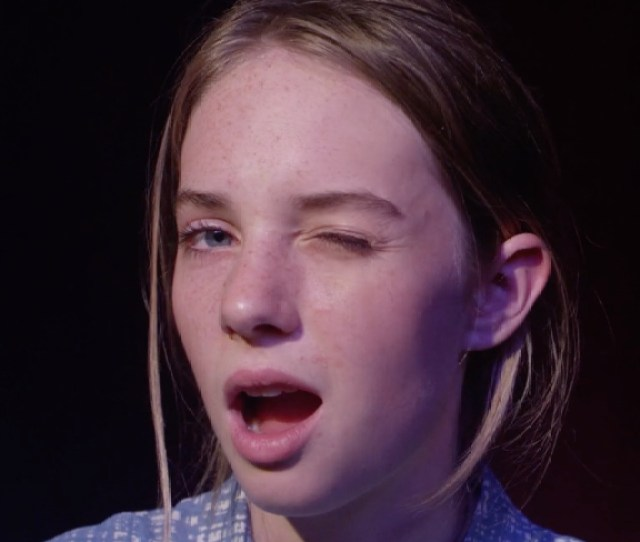 Before She Was The Breakout Star Of Stranger Things Maya Hawke