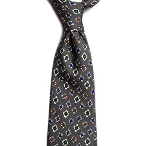 cravata matase model floral c500 10194 4