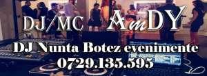 DJ AmDY Nunta & Botez