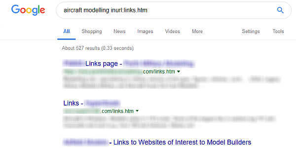 how to qualify link building prospects step 2