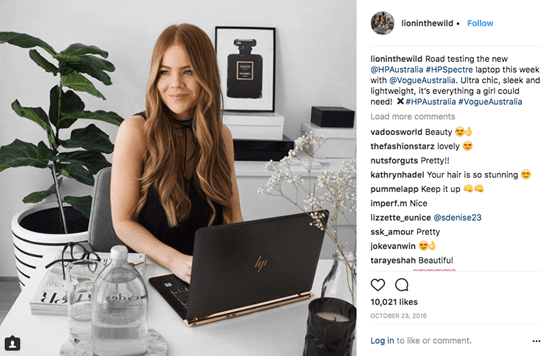 How to get more leads on Instagram - Influencer marketing