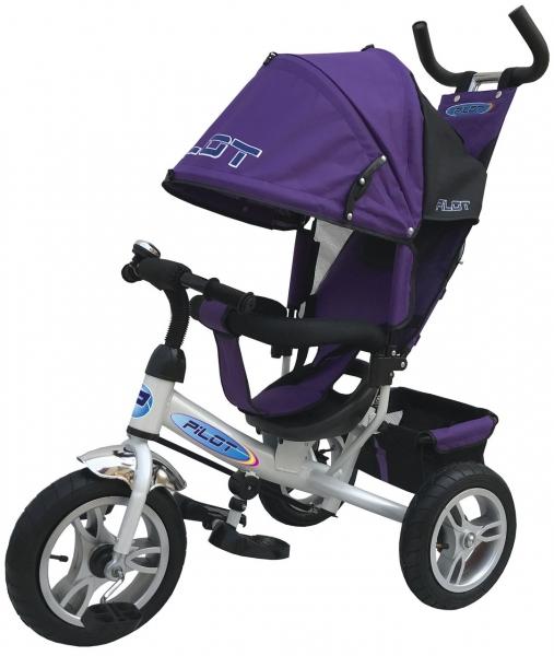 Велосипед трехколесный Trike Pilot PTA3 надувные колеса 12 ...