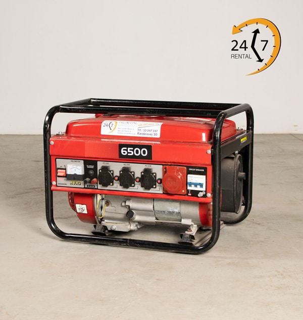 Generator_Kraftwell_KW6500