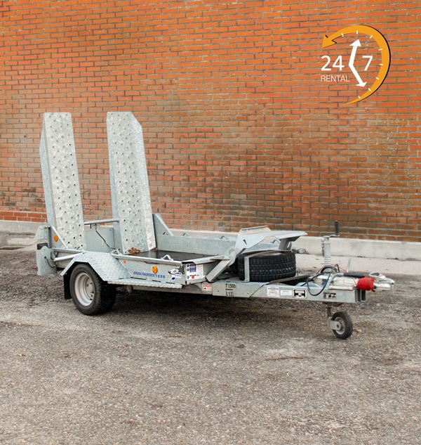 Maskintrailer_Ifor_Williams_GH_64