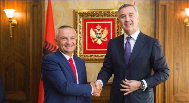 Djukanoviç uron Metën  Kam bindje se do i jepni zhvillim të mëtejshëm marrëdhënieve tona