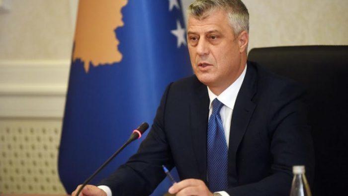 Thaçi  Nuk do të presim deri në pafundësi që FSK të bëhet ushtri