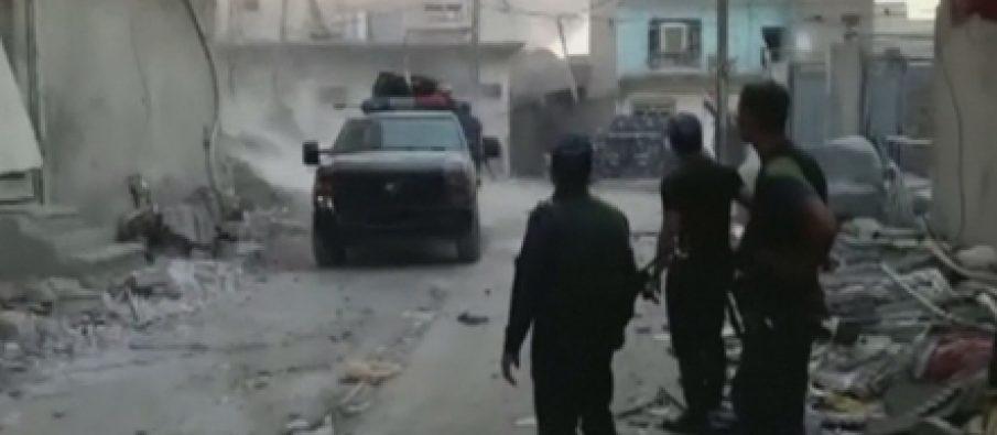 Armata e kamikazëve të ISIS  Dhjetëra vetë u nisën për sulme në Mosul