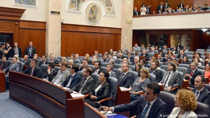 Maqedoni  Shkarkohet prokurori publik Marko Zvërlevski