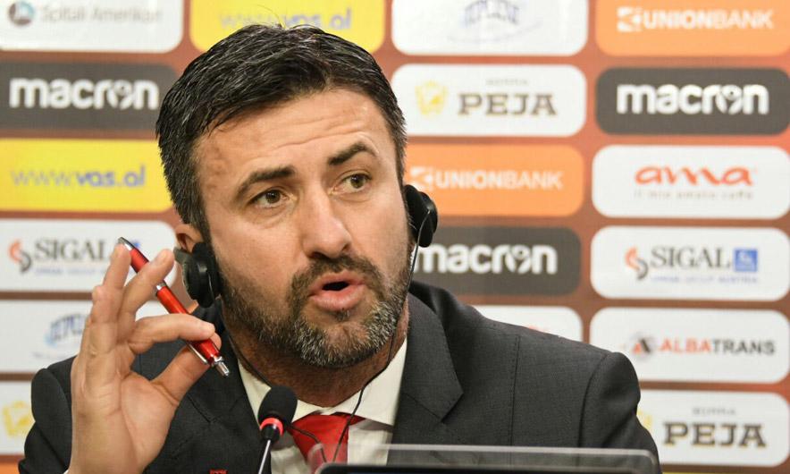 Përjashtimi  i Agollit  Panucci  Kapiten ai që ka më shumë ndeshje