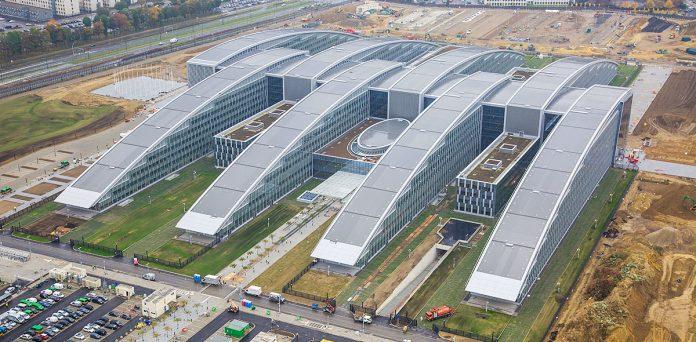 BRUKSEL   NATO transferohet në selinë e re me vlerë 1 17 miliardë euro