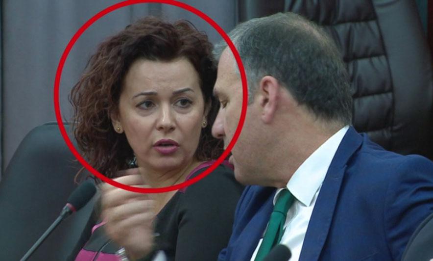Rovena Gashi  në listën e kandidatëve për dy vendet bosh në Kushtetuese